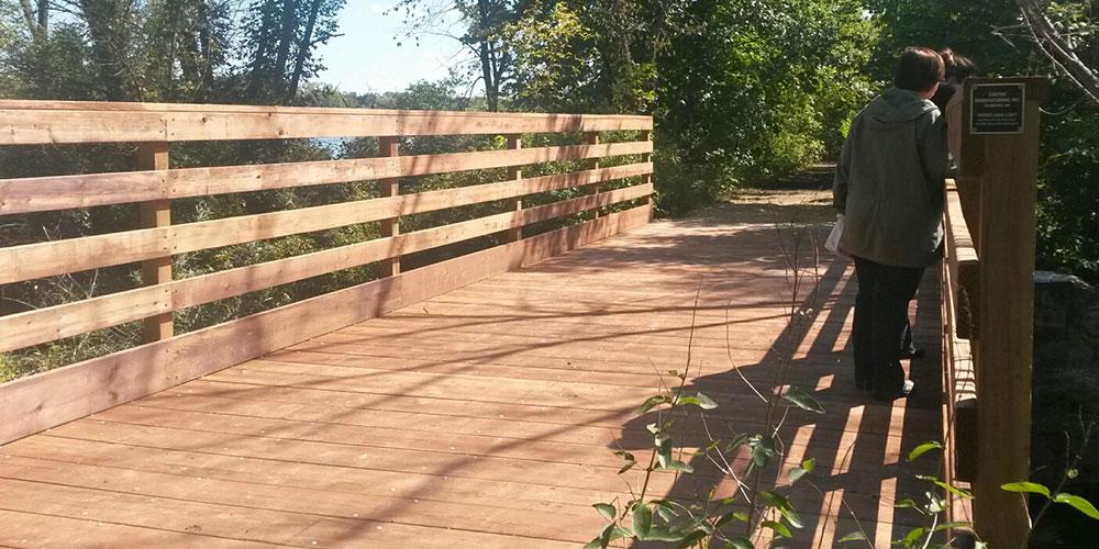 Bike Trail Bridge | James Heidt Engineer