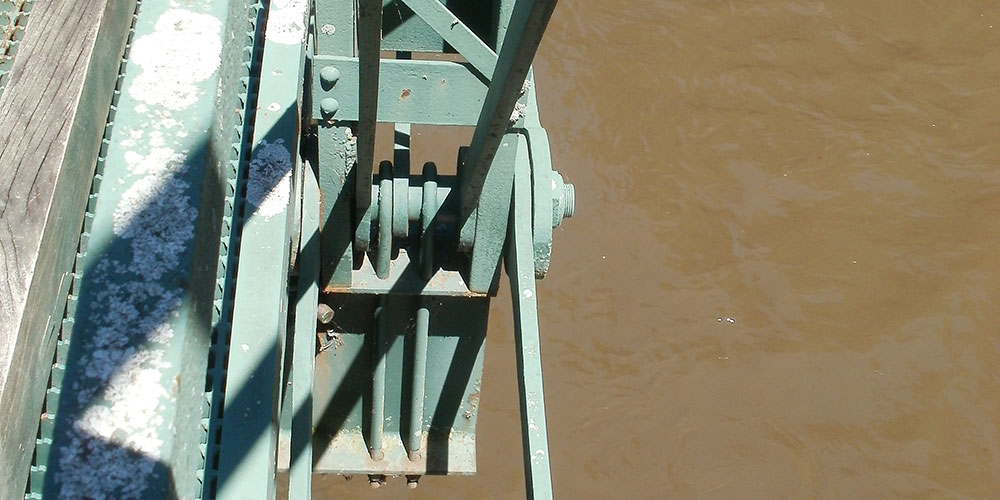 Bridge Rehabilitation | James Heidt Engineer